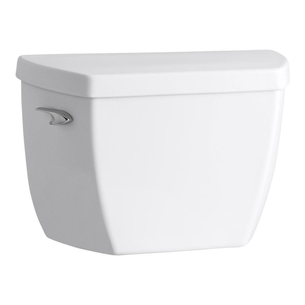 Kohler Highline 16 Gpf Single Flush Toilet Tank Only In White K Decorate Fuse Box