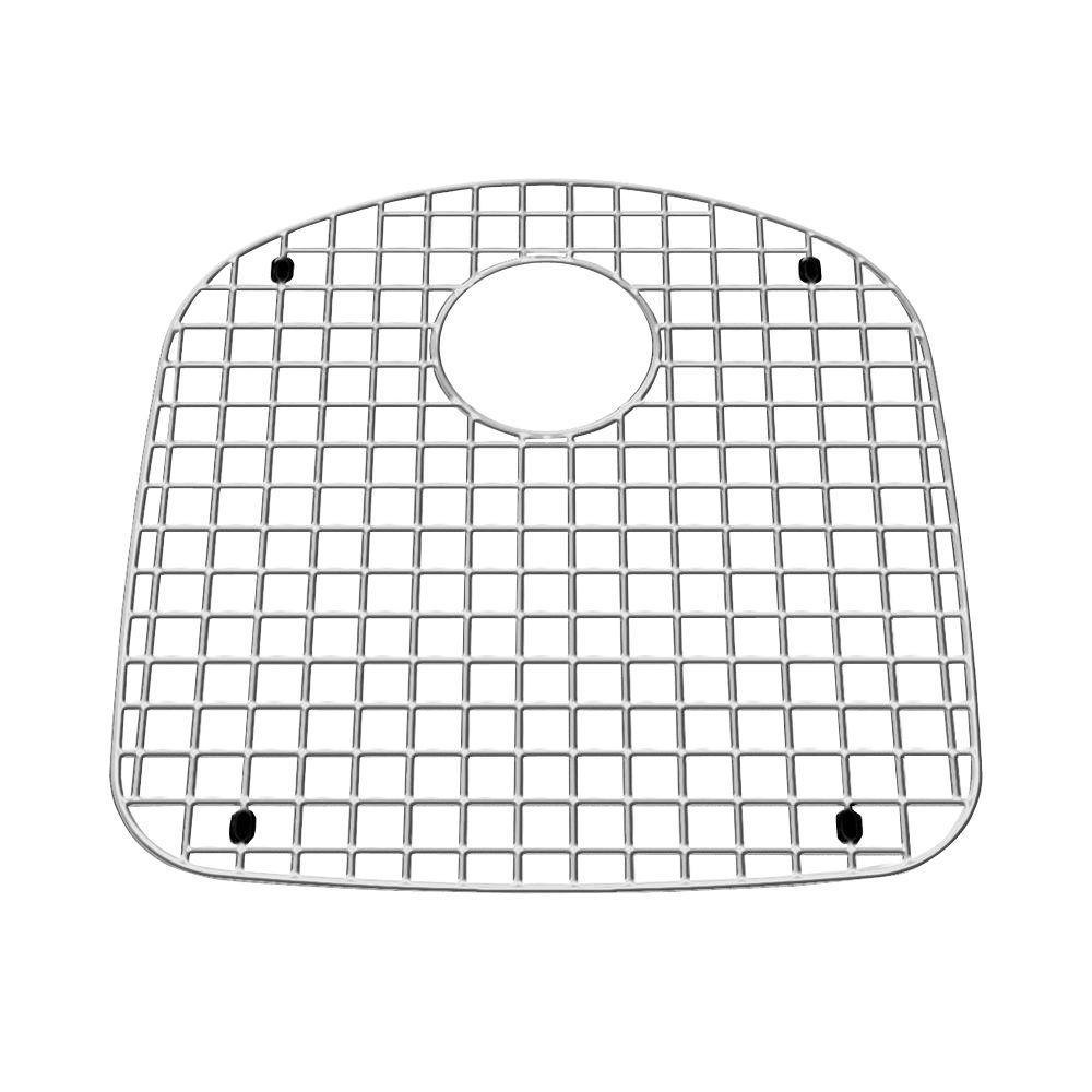 American Standard Prevoir 16-1/4 in. x 17 in. Kitchen Sink Grid ...